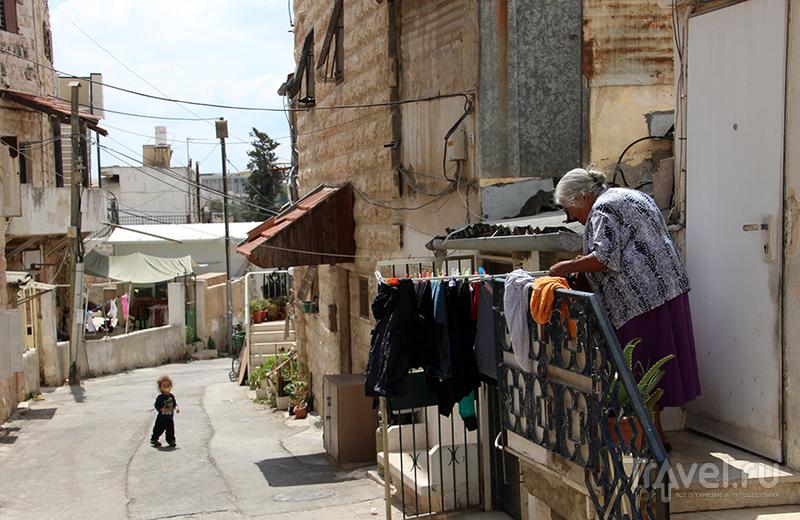 Иерусалим - от могилы Царя Давида / Израиль