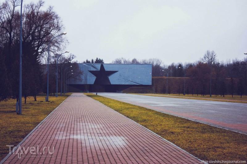 Дождливый предрождественский Брест / Белоруссия