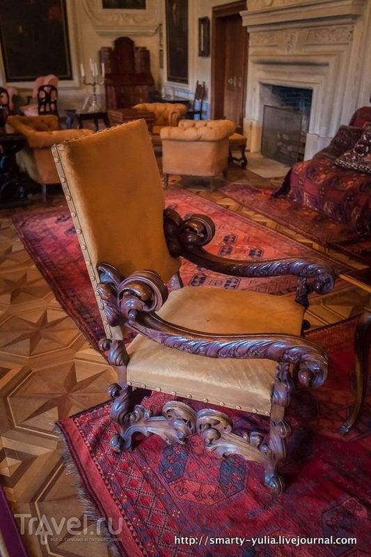 Замок Чешский Штернберг / Фото из Чехии