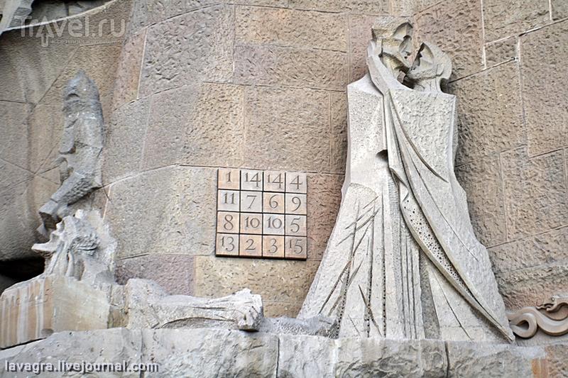 Саграда Фамилия - туристическая развлекуха или величайшее строение современности? / Испания