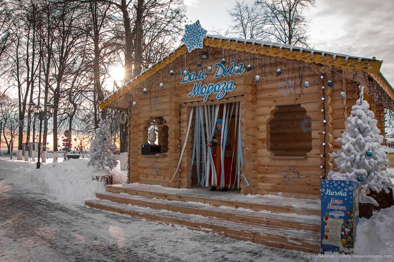 Новогодняя Столица-2015. Проводы / Россия