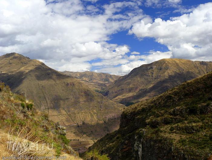 Un gran viaje a America del Sur. Писак - город, занимающий целую гору! / Перу