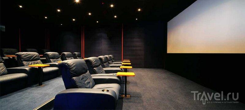 Элитный кинотеатр Красной Поляны