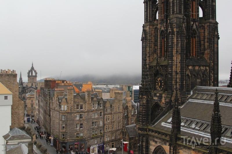 Такой неоднозначный Эдинбург / Фото из Великобритании