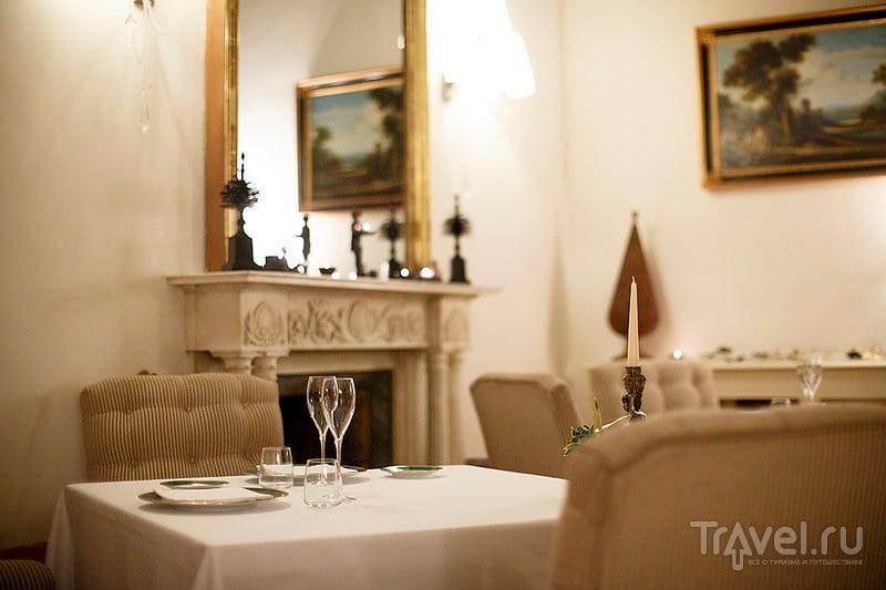 Флорентийские зарисовки: Как и что готовят в Тоскане / Италия