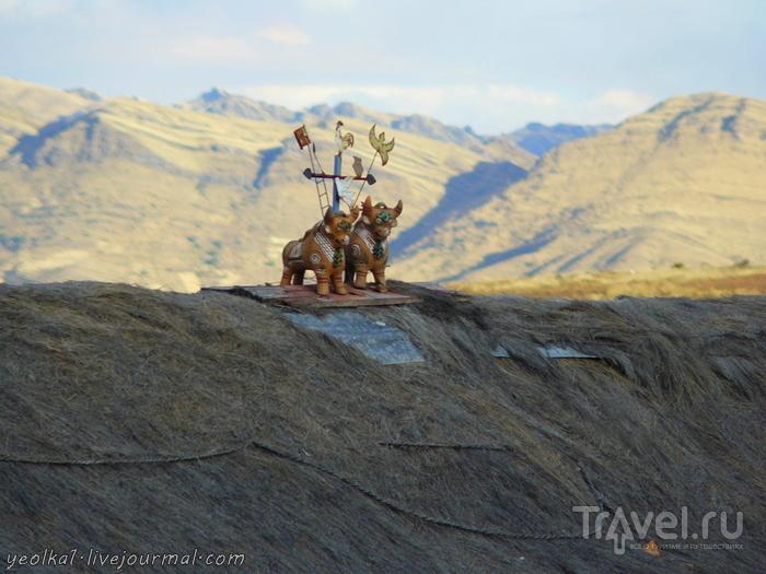 Un gran viaje a America del Sur. Перу. Valle Sagrado. Тамбомачай, Пука Пукара и Кенко / Перу