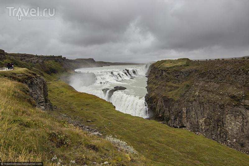Самый красивый водопад, что я видел / Исландия