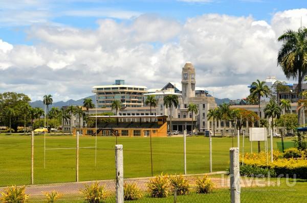 Океания. Республика Фиджи. Новогодние каникулы 2014/2015 / Фиджи