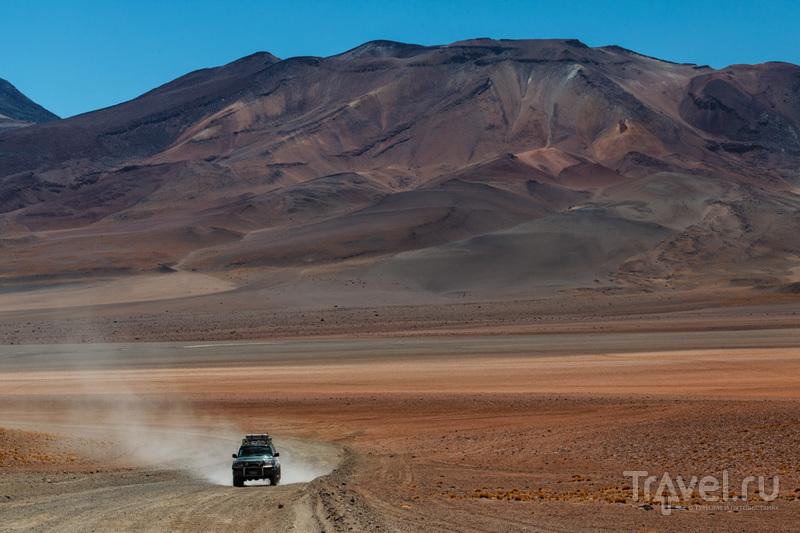 Рождённый в дороге чтит табора корни, и помнит пустыни умытый дождём... / Фото из Боливии