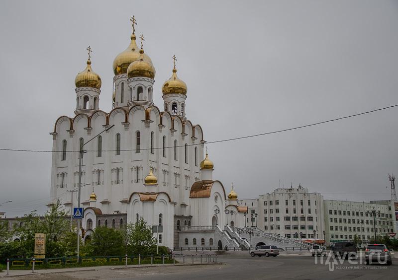 Собор в Магадане / Фото из России