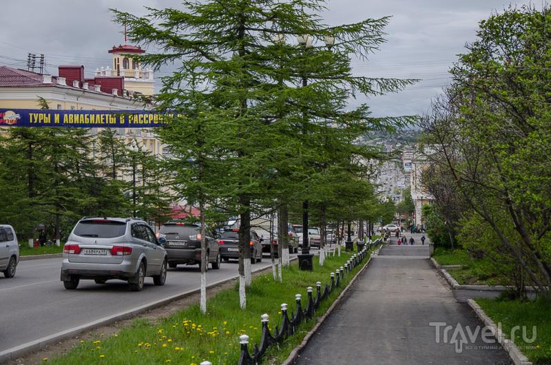 Проспект Ленина / Фото из России