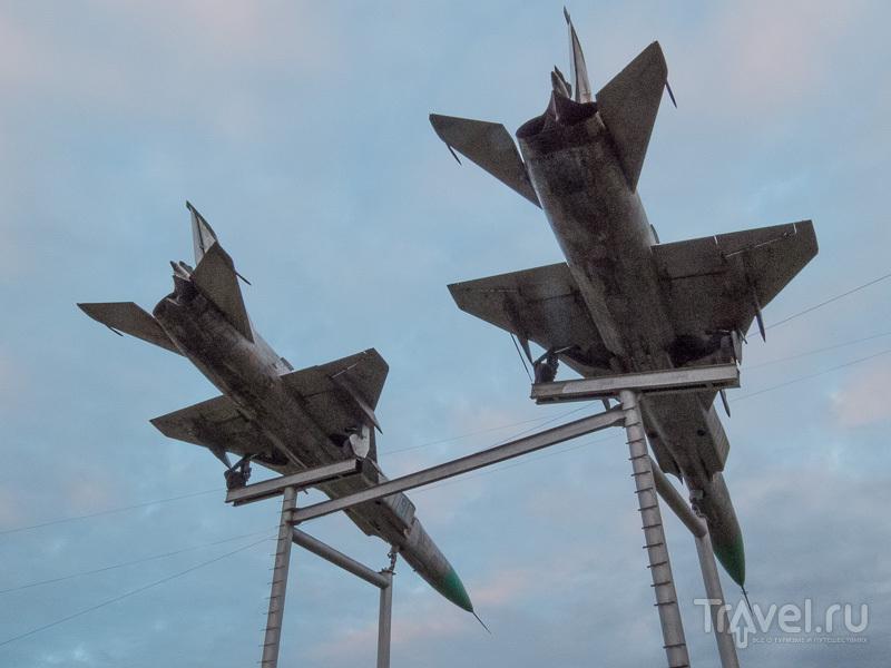 Самая впечатляющая деталь монумента / Фото из России