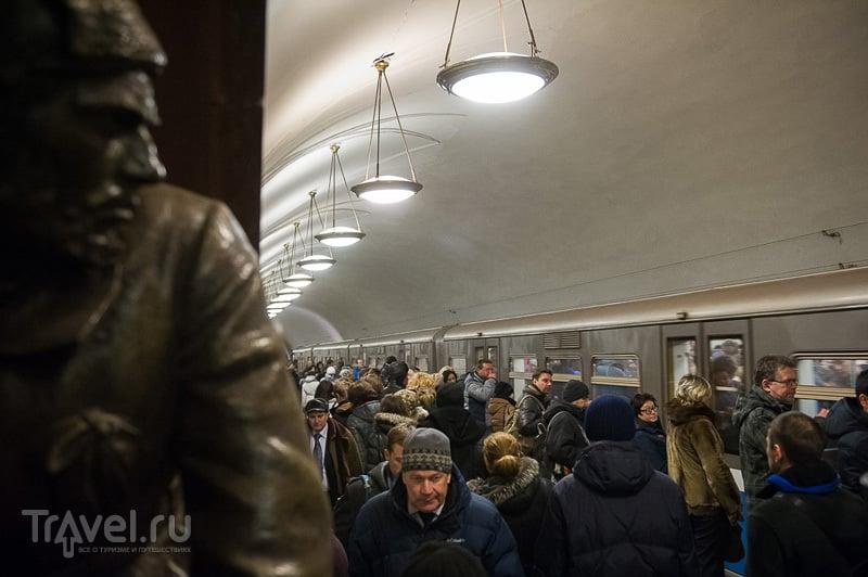 Про Петербургское метро / Россия