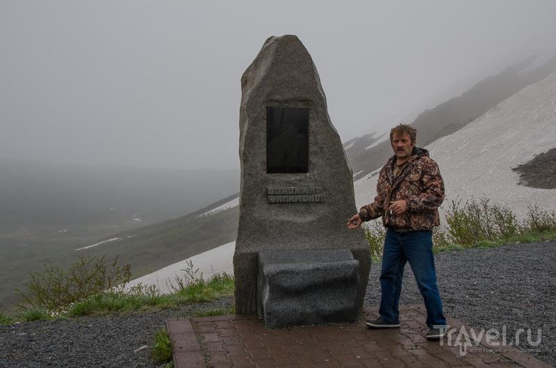 Памятник Владимиру Степановичу Филимонову / Фото из России