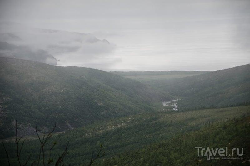 Вид с перевала / Фото из России