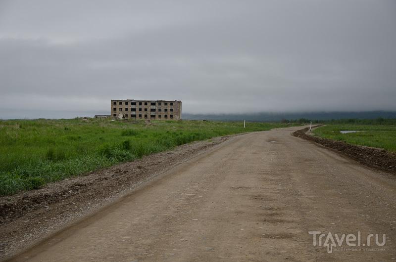 Дорога вдоль Охотского моря / Фото из России