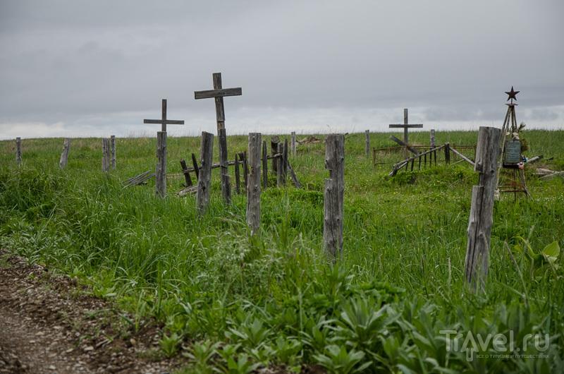 Кладбище призраков / Фото из России