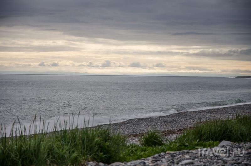 Красивое Охотское море / Фото из России