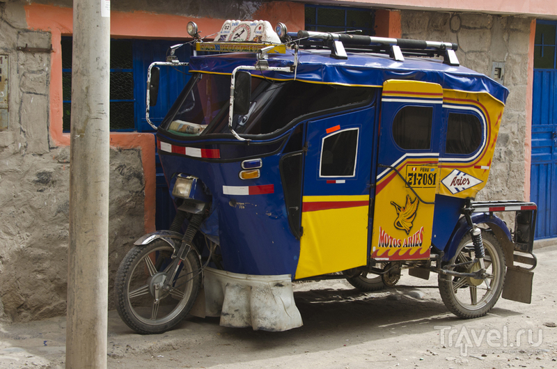 Перу. Автобусный рай / Перу