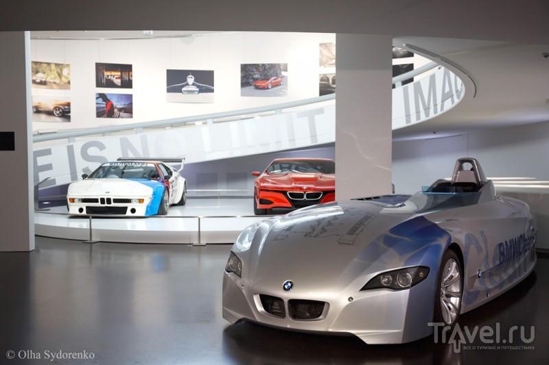 Мюнхен. BMW Museum / Германия