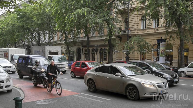 На улицах Будапешта / Венгрия