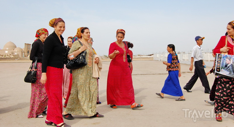 Куня-Ургенч. Легенды старого русла... / Туркменистан