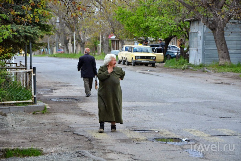 Блеск и нищета по-армянски / Армения