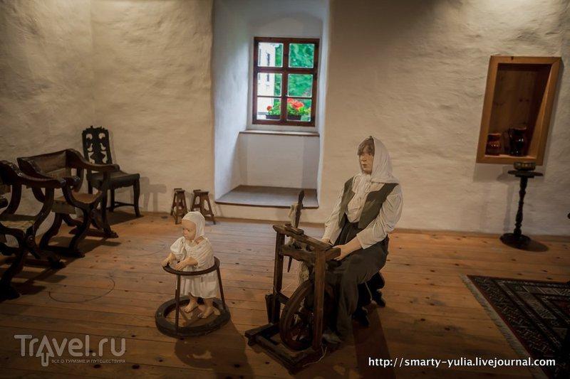 Предъямский замок - обитель словенского Робин Гуда / Словения