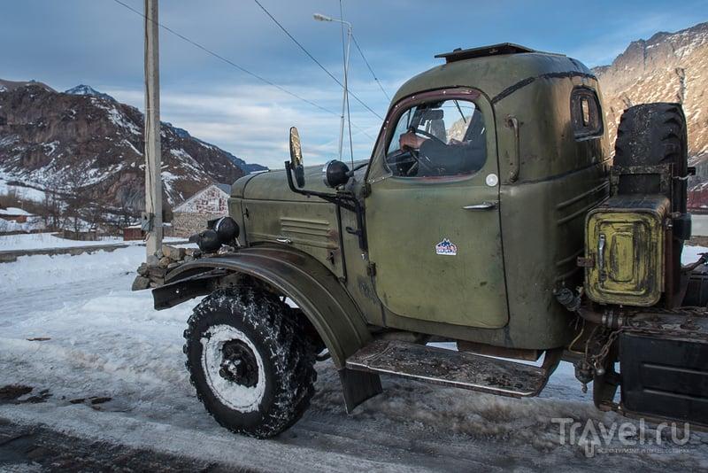 Путешествие по Военно-Грузинской дороге / Фото из Грузии