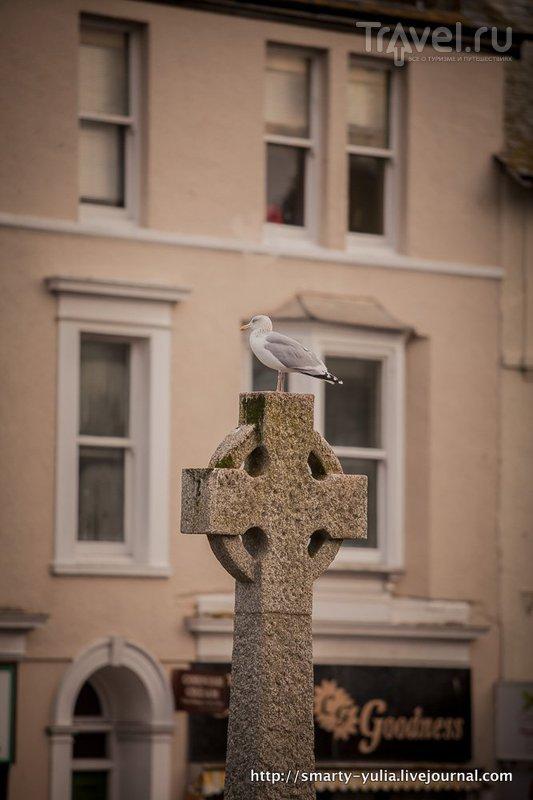 Корнуолл: живописная деревня Лу (Looe) / Фото из Великобритании