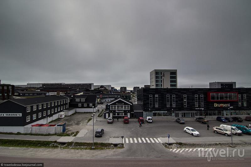 Отели в моих путешествиях. Hans Egede, бизнес класс по-гренландски в Нууке / Гренландия