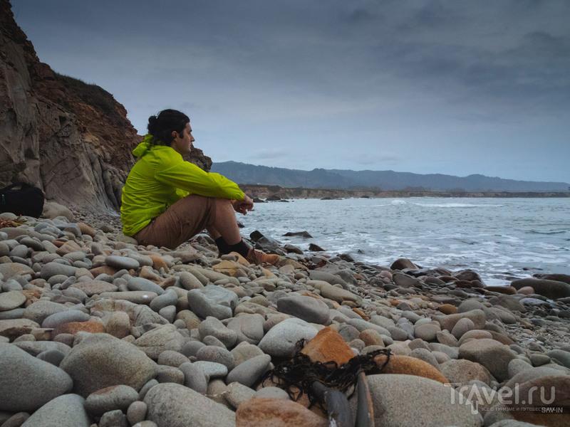 Как я на велосипеде до океана доехал / Фото из США