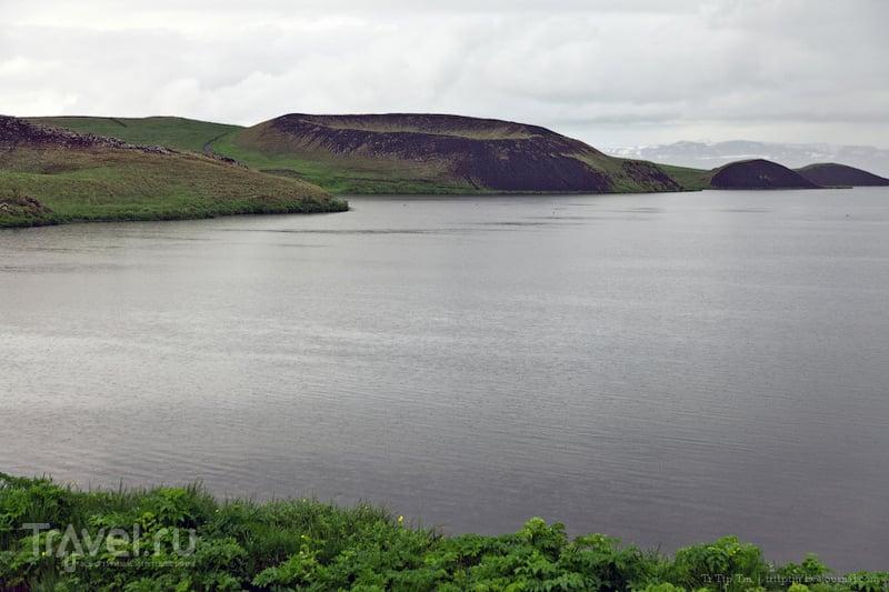 Окрестности Комариного озера / Фото из Исландии
