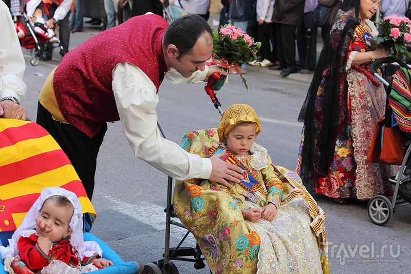 Las Fallas: везде успеть и все увидеть / Испания