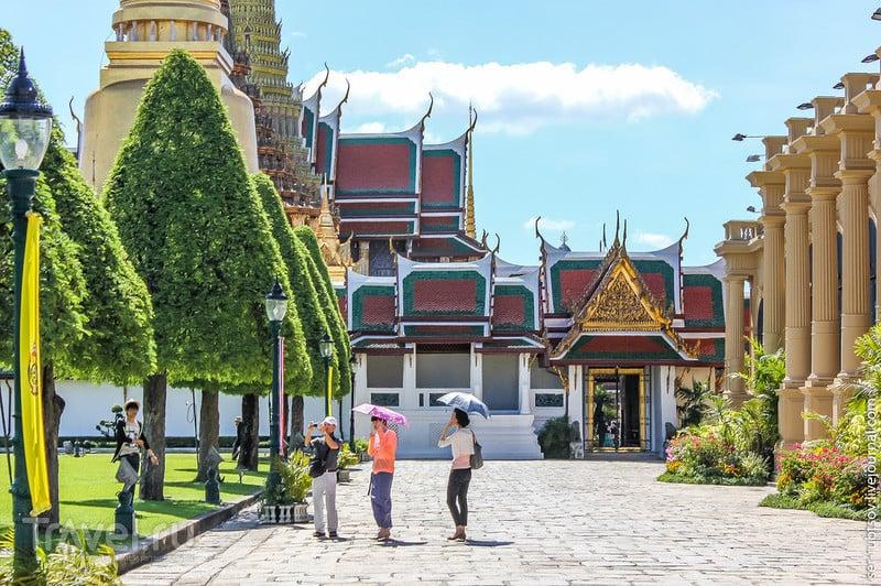 Место, где спрятан главный талисман Таиланда / Фото из Таиланда