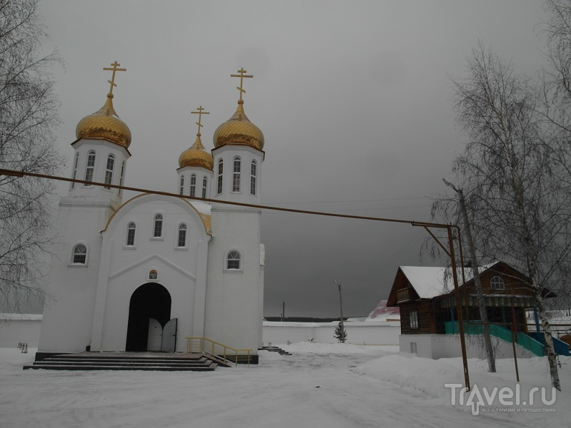 Ковылкино - город реки и железной дороги / Россия