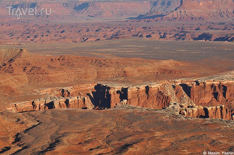 USA. Canyonlands National Park / Фото из США