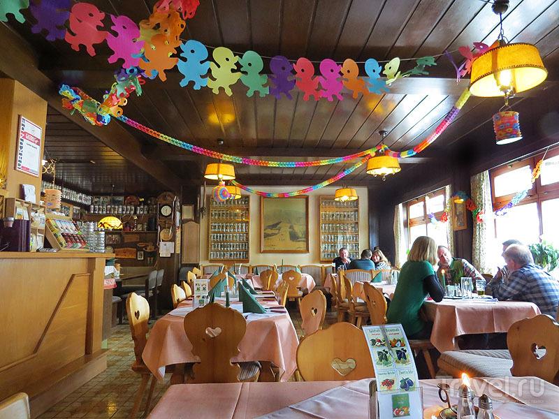 Ресторан в Gasthof Neuwirth