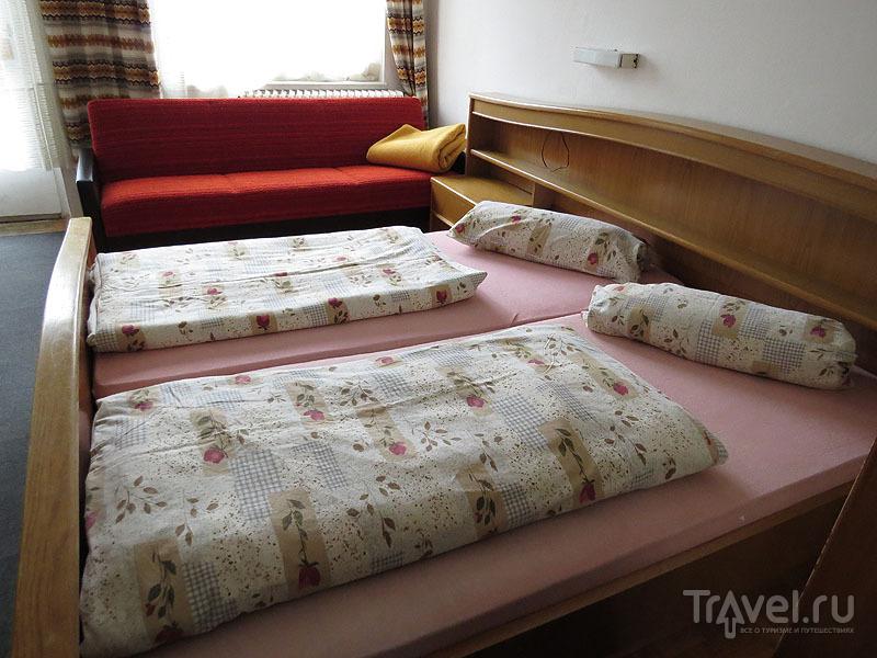 Двуспальный номер в Gasthof Neuwirth