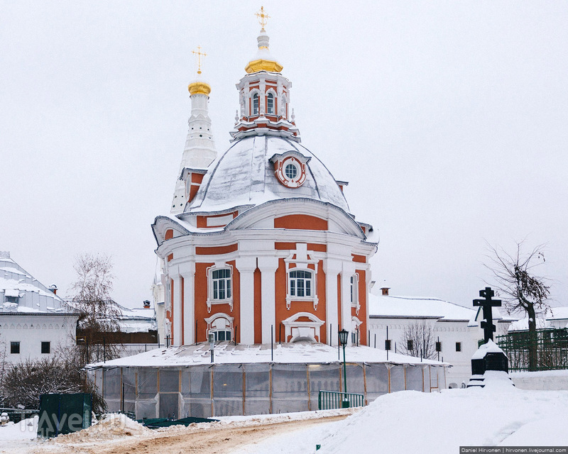 Троице-Сергиева лавра / Россия