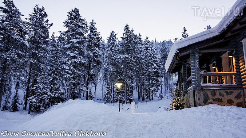 В гостях у сказки - горнолыжный Леви (Levi) / Фото из Финляндии