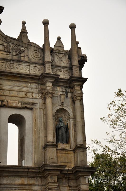 Макао. Собор Св.Павла и то, что вокруг / Макао (Аомынь)