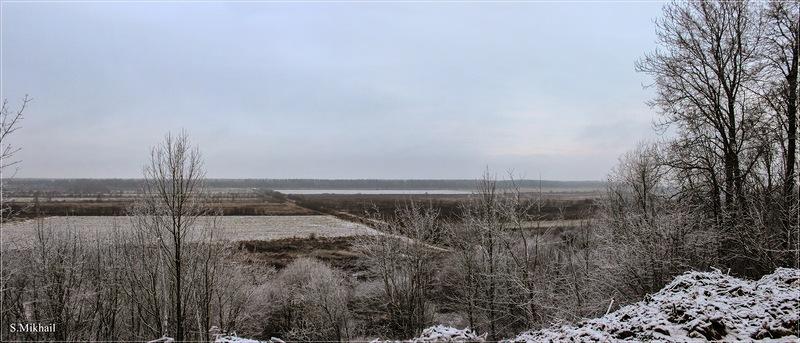 Некрополь села Путилово / Россия