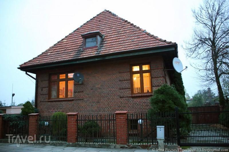 В предчувствии замка. Мальборк / Фото из Польши