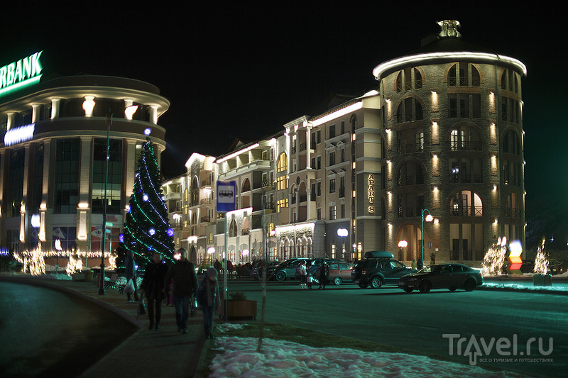 Чем живет Красная Поляна? Горки Город, высота 960 и австрийская кухня / Россия