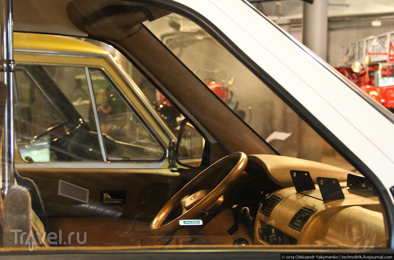 Rīgas motormuzejs - главный автомобильный музей Латвии / Фото из Латвии