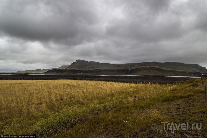 Исландия. Водопады Скоугафосс и Сельяландсфосс / Исландия