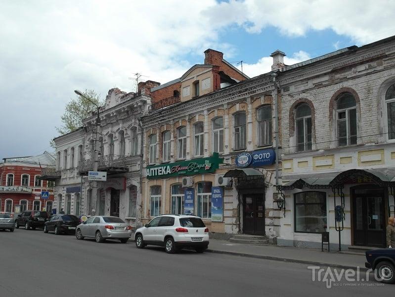 Вышний Волочёк - каким не должен быть красивый город / Россия