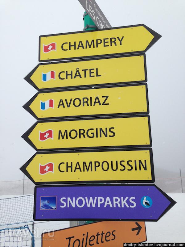 Франция. Авориаз / Франция