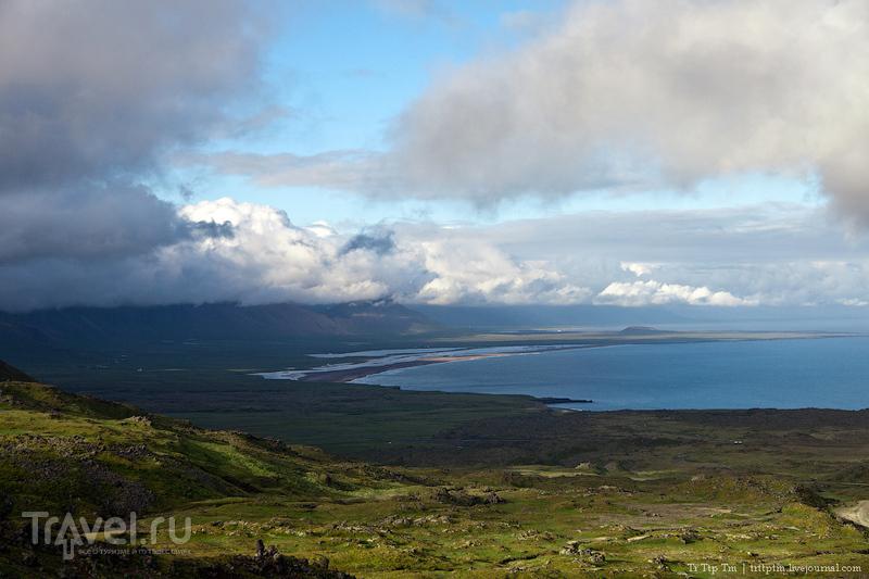 Полуостров Снежной горы / Фото из Исландии